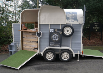 The Vintage Van Company Mobile Bar Hire