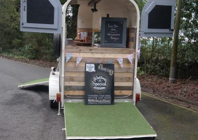 Vintage Van Hire Mobile Bar Hire